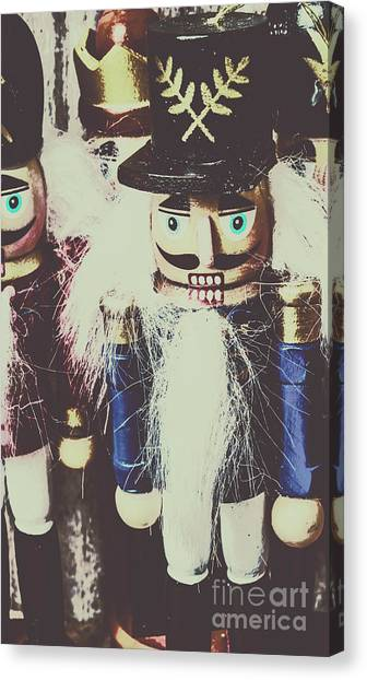 Present Canvas Print - Colonial Toys by Jorgo Photography - Wall Art Gallery