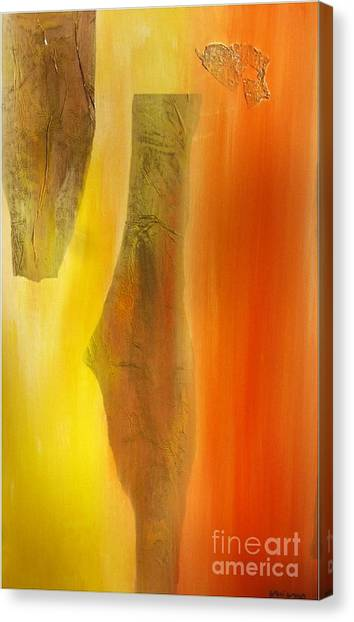 color and passion C Canvas Print by Mimo Krouzian