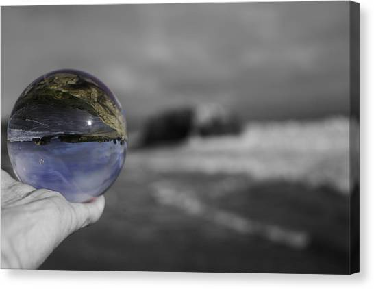 Color Ball Canvas Print