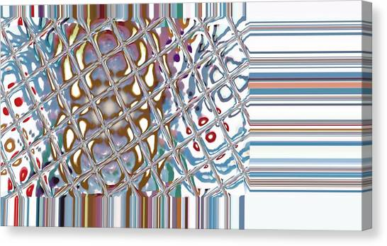 Color Crystal Canvas Print by Thomas Smith
