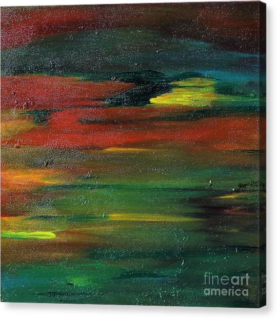 Color II Canvas Print