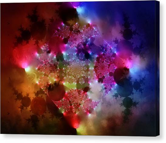 Canvas Print - Color Sunrise by Contemporary Art
