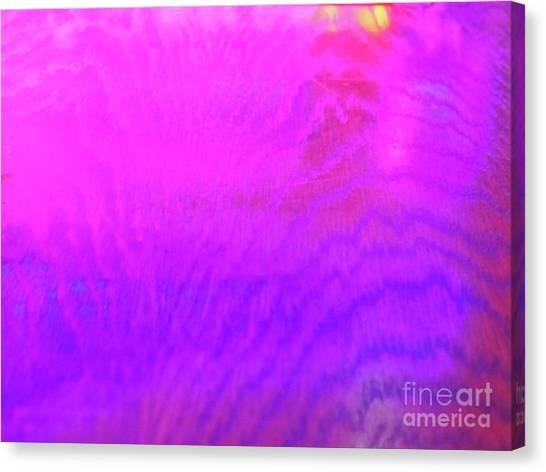 Color Surge Canvas Print
