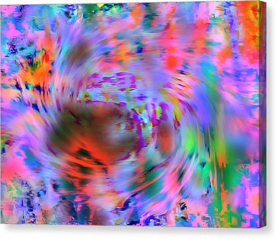 Canvas Print - Color Tornado by Contemporary Art