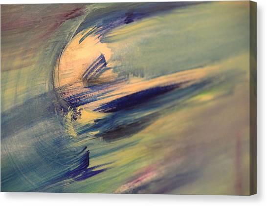 Color Washing Canvas Print