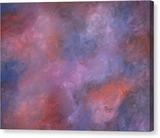 Colors Canvas Print by Guillermo Mason
