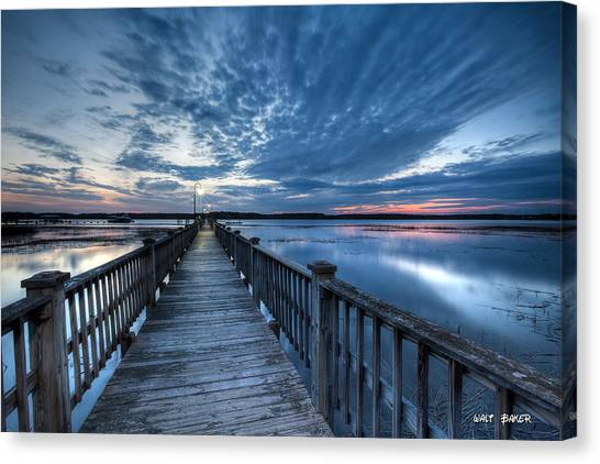 Colors Of The Wando Canvas Print