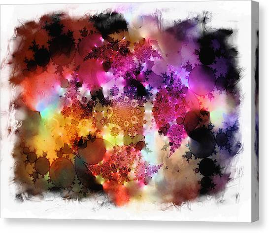 Canvas Print - Colour Impressions by Contemporary Art