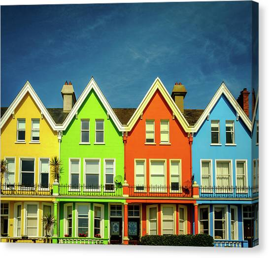 Colours Of Whitehead Canvas Print