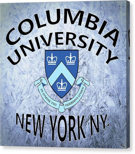Columbia University Canvas Print - Columbia University New York Ny by Movie Poster Prints
