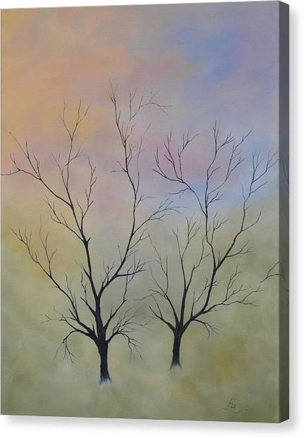 Companion To Dreaming Canvas Print