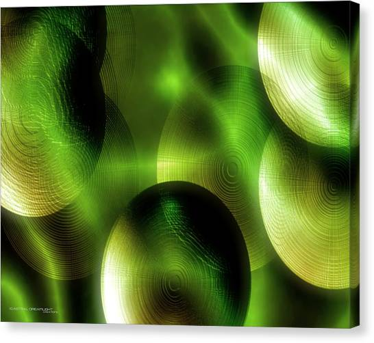 Conception Canvas Print by Dreamlight  Creations