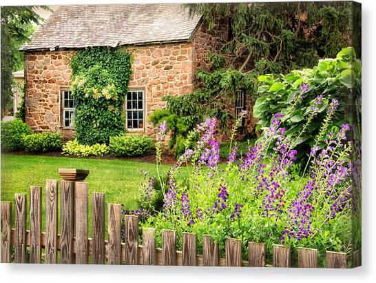Conestoga Garden  Canvas Print