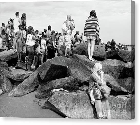 Coney Island, New York  #234972 Canvas Print
