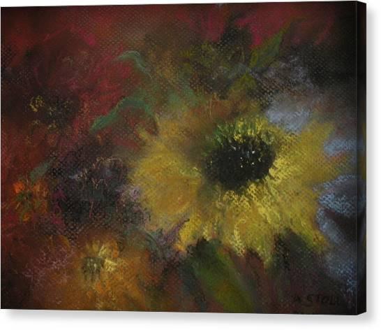 Confetti Canvas Print by Anita Stoll