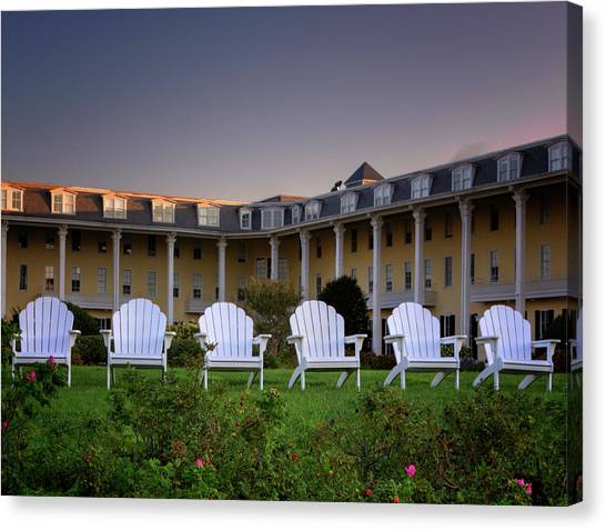Congress Hall Canvas Print