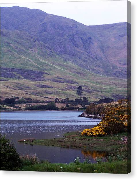 Connemara Leenane Ireland Canvas Print