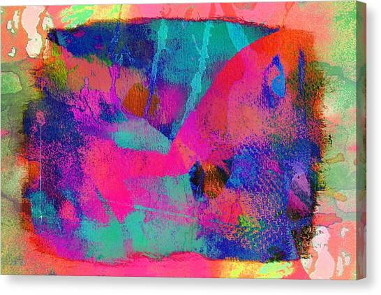 Connivance,just Another Texture Canvas Print