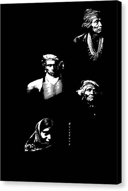 Conscience Canvas Print