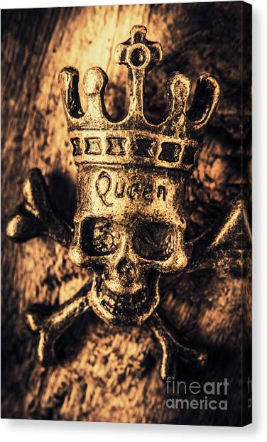 Queens Canvas Print - Conspiracy Of The Monarch by Jorgo Photography - Wall Art Gallery