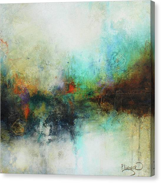 Contemporary Abstract Art Painting Canvas Print