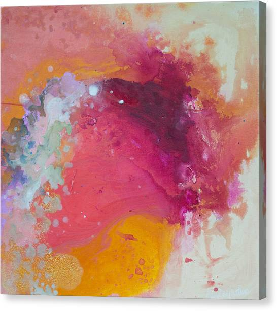 Canvas Print - Controlled Chaos by Claire Desjardins