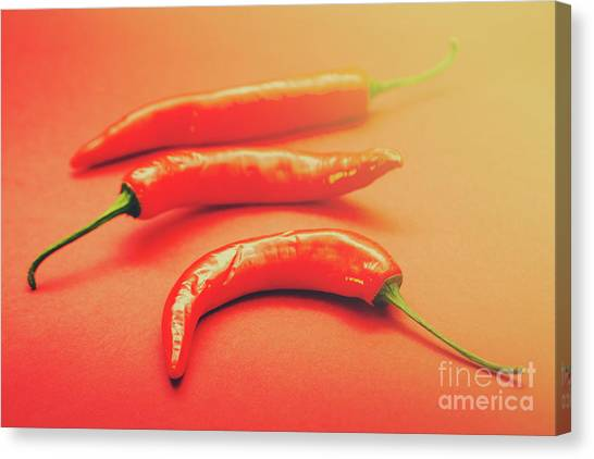 Chilean Canvas Print - Cooking Pepper Ingredient by Jorgo Photography - Wall Art Gallery