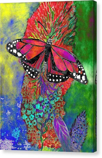 Coolbutter Canvas Print