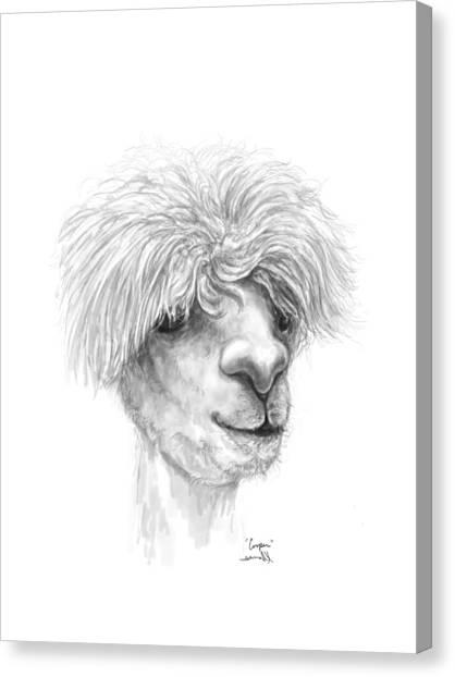 Canvas Print - Cooper by K Llamas