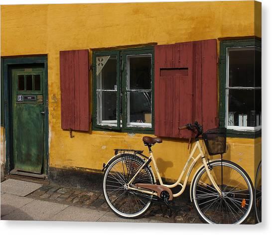 Still Life Canvas Print - Copenhagen Still Life by Sabine Meisel