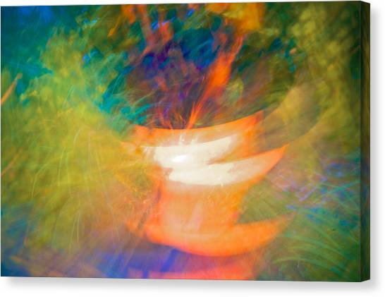 Copper Light Canvas Print by William Wetmore