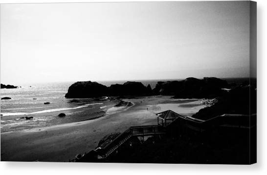 Coquille Point IIi Canvas Print