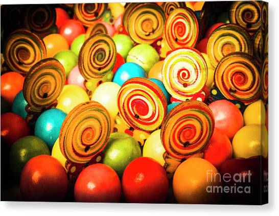 Corners Canvas Print - Corner Store Candies  by Jorgo Photography - Wall Art Gallery