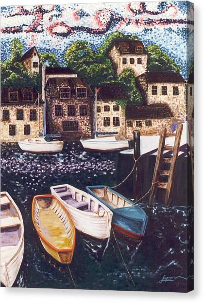 Cornwall Canvas Print