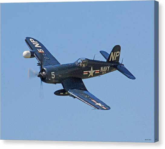 Corsair 05 Canvas Print