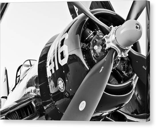 Corsair's Nose Canvas Print