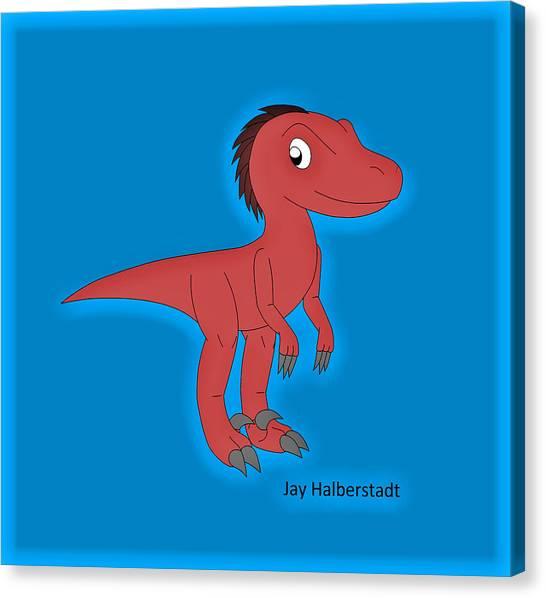 Cory Raptor Canvas Print