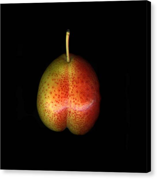 Slanec Canvas Print - Cosmic Pear by Christian Slanec