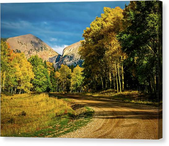 Canvas Print - Country Road by Elijah Knight
