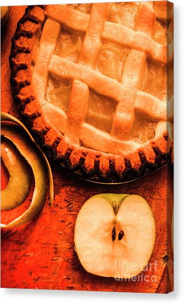 Meals Canvas Print - Country Style Baking by Jorgo Photography - Wall Art Gallery