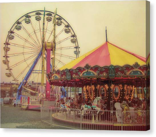 County Fair Canvas Print by JAMART Photography
