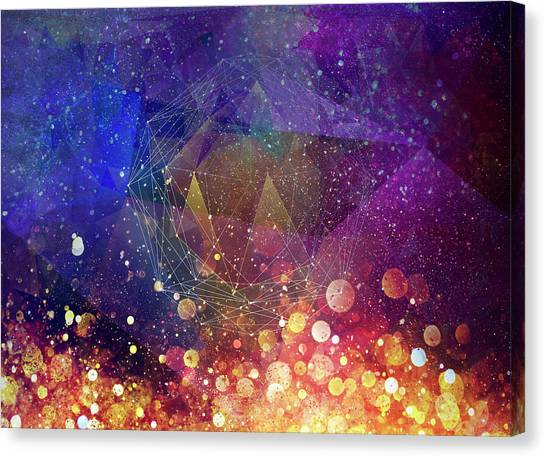 Covert Creation Canvas Print