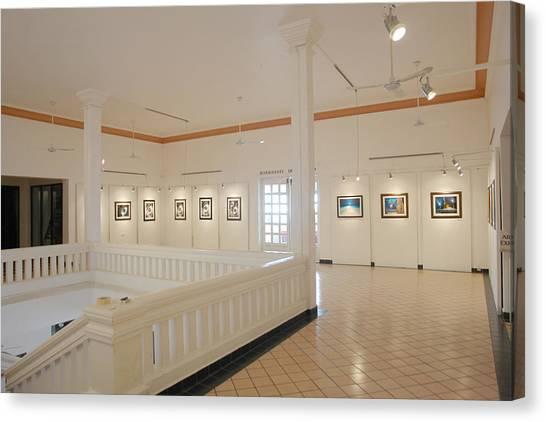 Cozumel Exhibition 18jul.-26agos. 2008 Canvas Print