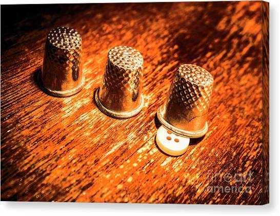 Supplies Canvas Print - Crafty Alterations by Jorgo Photography - Wall Art Gallery