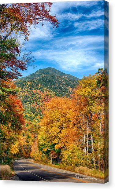 Crawford Notch 8738 Canvas Print