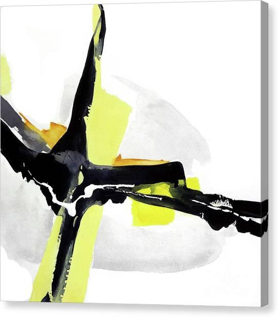 Canvas Print - Creamy Yellow 1 by Chris Paschke