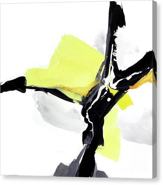 Canvas Print - Creamy Yellow 3 by Chris Paschke