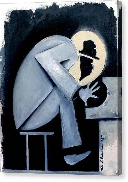 Crepuscule Canvas Print by Martel Chapman