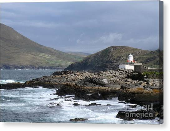 Crowell Point Lighthouse Canvas Print