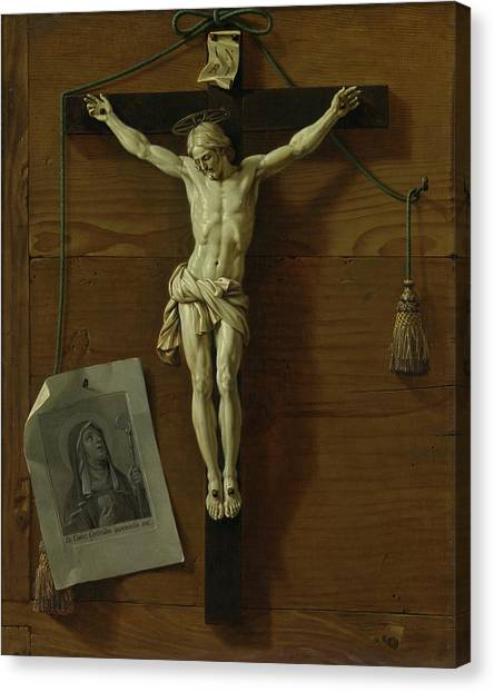 Old Masters Canvas Print - Crucifixion by Old Master